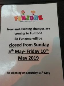 IMG 20190429 092803 224x300 Funzone in Whitchurch